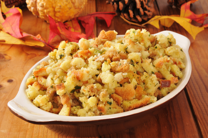 Recipe Of The Week Neely S Holiday Cornbread Stuffing
